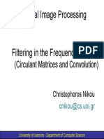 Chapter 04c Frequency Filtering (Circulant Matrices) 1spp