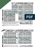 CUN ROTATIVO 2010