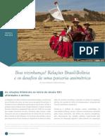Perspectivas Do Territorio Bolivia