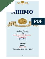 NIHIMO2013-3.ª Edição - 20-04-2015 - Versão 1.1