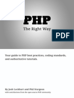 Php the Right Way1