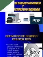 Bombas Peristaltica