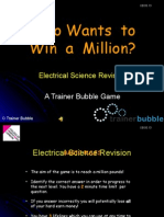 Who Wants to Win a Million Electrical Science OB 05.13