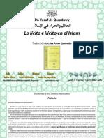 Lo Licito e Ilicito en el Islam