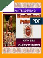 About Madhubani-Painting GovtOfBihar