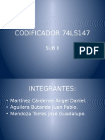 CODIFICADOR 74LS147
