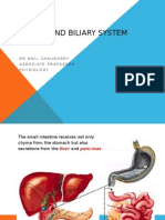 Liver and Biliary