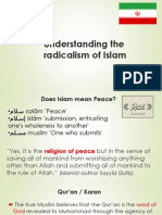 Understanding the Radicalism of Islamists