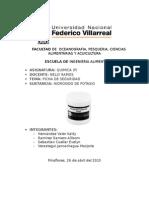 Informe de Quimica (1)