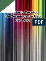 Breviario Tecnico de Terminos de Uso Del Colorr