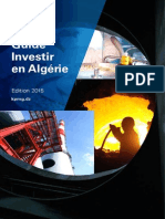 Guide Investir en Algerie 2015