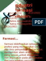 Industri Farmasi