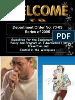 Tuberculosis Awareness PPT Presentation