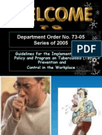 Tuberculosis Awareness PPT Presentation
