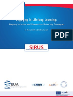Engaging in Lifelong Learning
