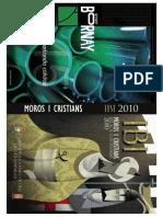 2010 - Libro Oficial de Fiestas de Moros y Cristianos de Ibi