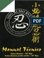 Livro Manual Tecnico