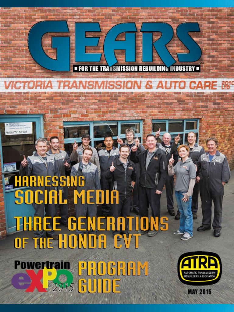Gears May 2015 Transmission Mechanics Vehicle Technology Club Car Gcor Wiring Diagram