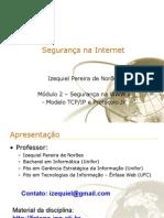 Segurança na Internet - módulo 2