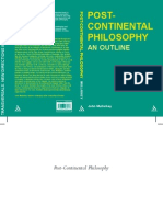Post Continental Philosophy