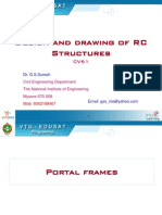 Design and Drawing of RC Structures