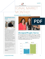 Market Monthly Newsletter - April 2015