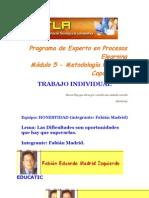 trabajo Fabián Madrid
