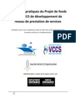 sdndf 2014 best practices report french
