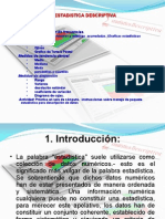 Curso Estadistica Descriptiva 1 (61 Diap)