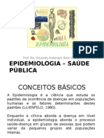 Aula 2 - Epidemiologia 1 - Saúde Pública.pptx