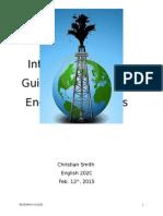 Internet Guide Final