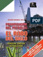 Privatización del petróleo