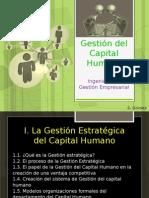 Gestión Estrategica de Capital Humano