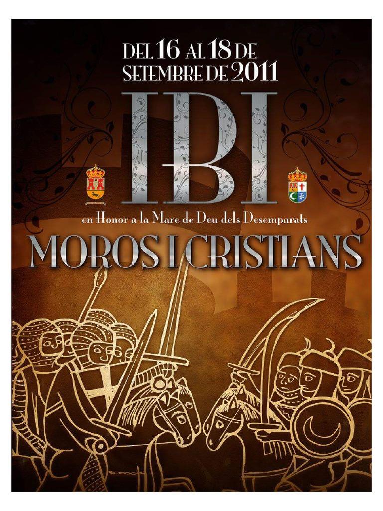 2011 - Libro Oficial de Fiestas de Moros y Cristianos de Ibi 7dfbf56924c