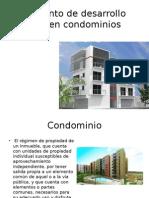 Reglamento de Desarrollo Urbano en Condominios