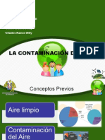 Exposicion Contaminacion Del Aire