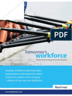 HAY Strategic Workforce Planning Brochure