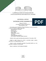 Affaire Polednova c Republique Tcheque Ro