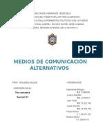 TRABAJO Redes Sociales en venezuela
