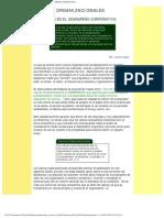 Valores Organizativos. Su Impacto en El Desempeno