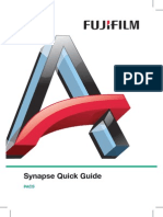 Synapse Quick Guide