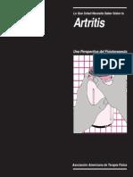Artritis Una Perspectiva Del Fisioterapeuta.PDF