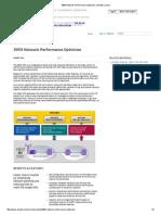 9959 Network Performance Optimizer _ Alcatel-Lucent