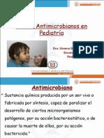 34. Uso de Antibioticos en Pediatría