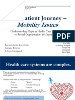 mobility issues presentation