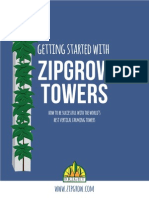 Getting started with zipgrowtowers