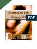 Fuegos de Ballian Completo Español