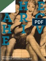 Art Archive Essays
