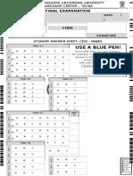 Ceid Answer Sheet Oficio Basic