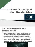 La Electricidad y El Circuito Eléctrico en linea